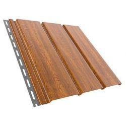 Софитная панель золотой дуб (Galeco)