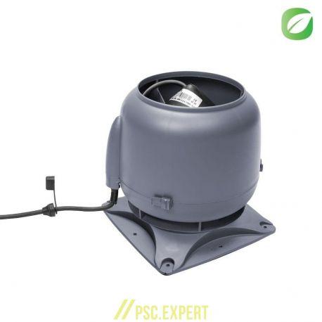 Кровельный канализационный вентилятор Eco 110 S с основанием