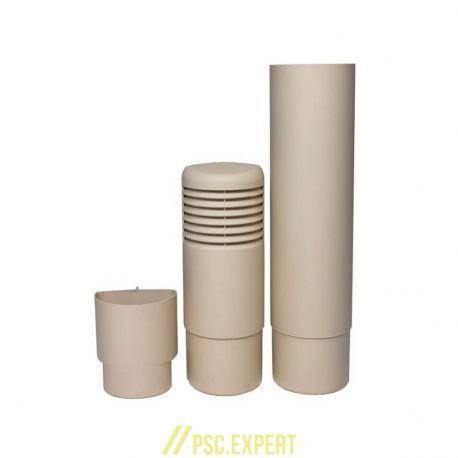 Ремонтный комплект для вертикальной части цокольного дефлектора ROSS 125/110 в Харькове