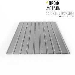 Стеновой профнастил ПСК-10 Zn / оцинкованный (м2) в Харькове