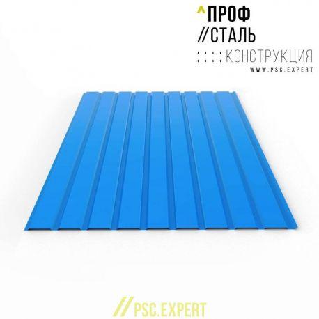 Стеновой профнастил ПСК-10 Pol / полиэстер глянец (м2) в Харькове