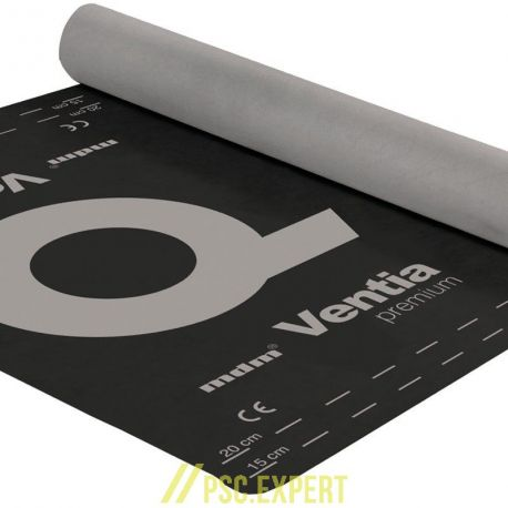 Мембрана гидроизоляционная Ventia Premium Q