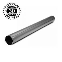 Труба водосточная  диам. 90/100,1 м.п.,3.м.п. Struga