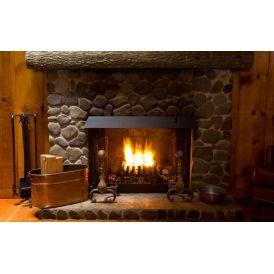 Теплоизоляция каминов, печей и дымоходов